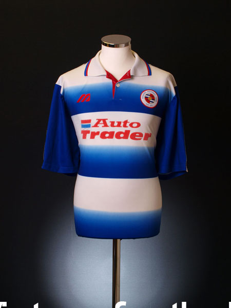 1998-99 Reading Home Shirt XL