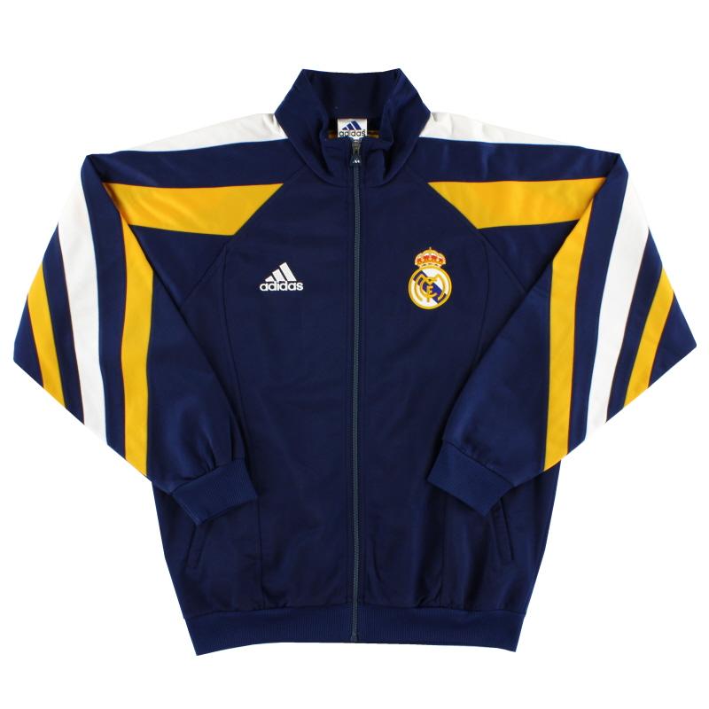 1998-99 Real Madrid Training Jacket M