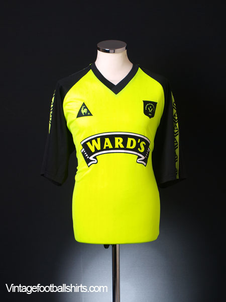 1998-99 Sheffield United Away Shirt #3 L