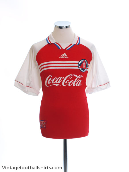 1998-99 South China Home Shirt XL