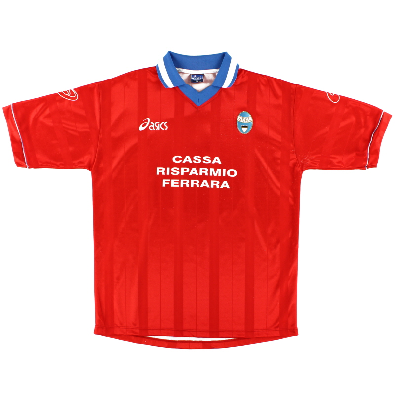 1998-99 SPAL Away Shirt #3 XL