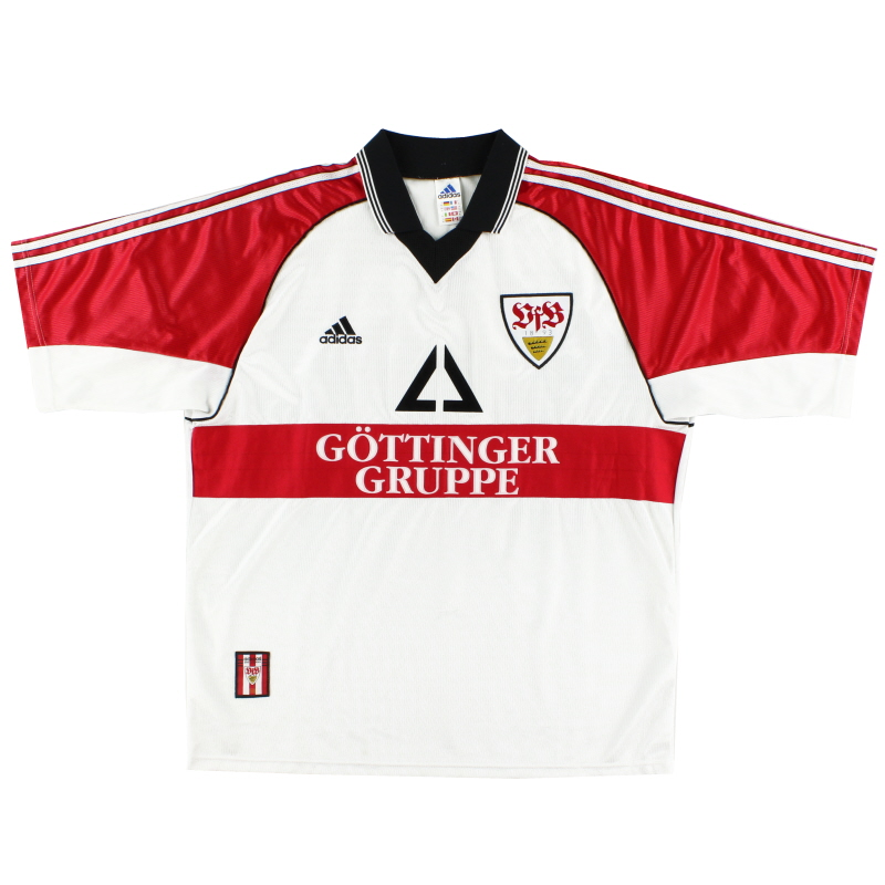 1998-99 Stuttgart Home Shirt XL