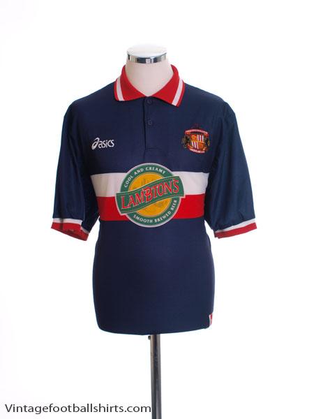 1998-99 Sunderland Away Shirt XL