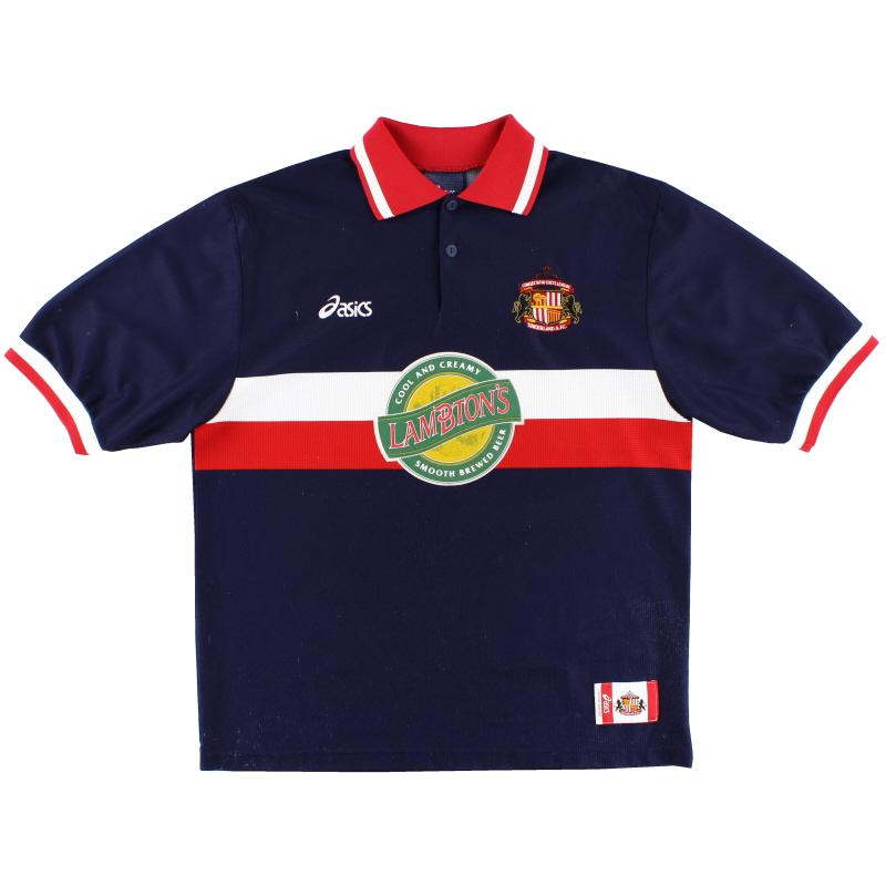 1998-99 Sunderland Away Shirt L