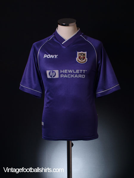 1998-99 Tottenham Away Shirt Y