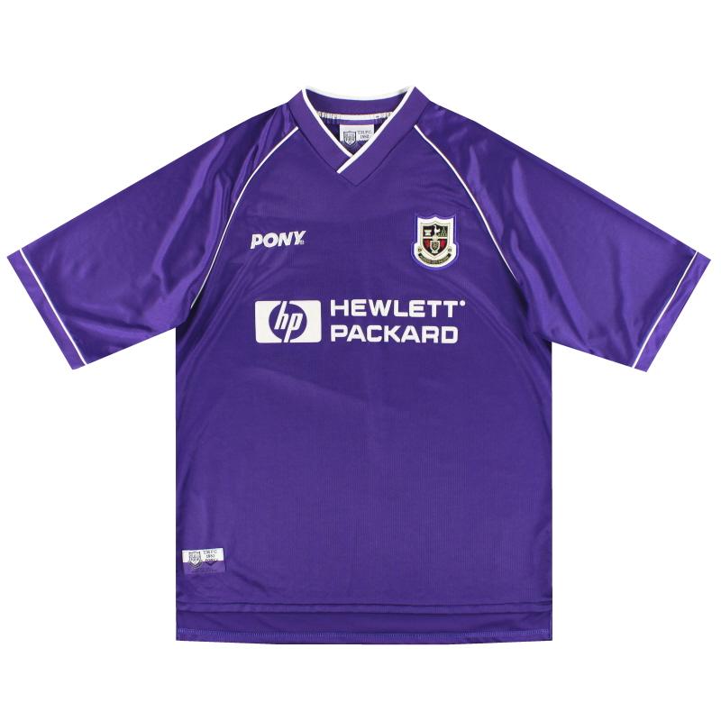 1998-99 Tottenham Pony Away Shirt S