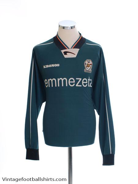 1998-99 Venezia Kronos Training Shirt L/S XL