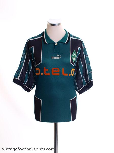 1999-00 Werder Bremen Home Shirt XL