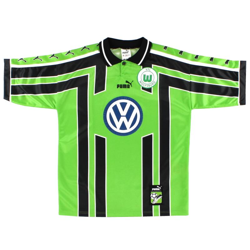 1998-99 Wolfsburg Home Shirt S