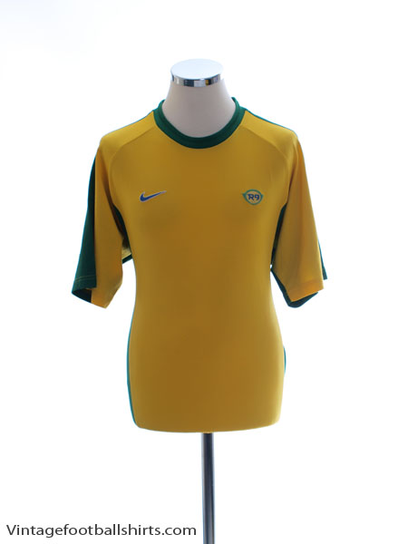 1998 Brazil R9 T-Shirt Ronaldo M