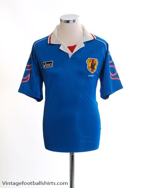 1998 Japan Home Shirt XL