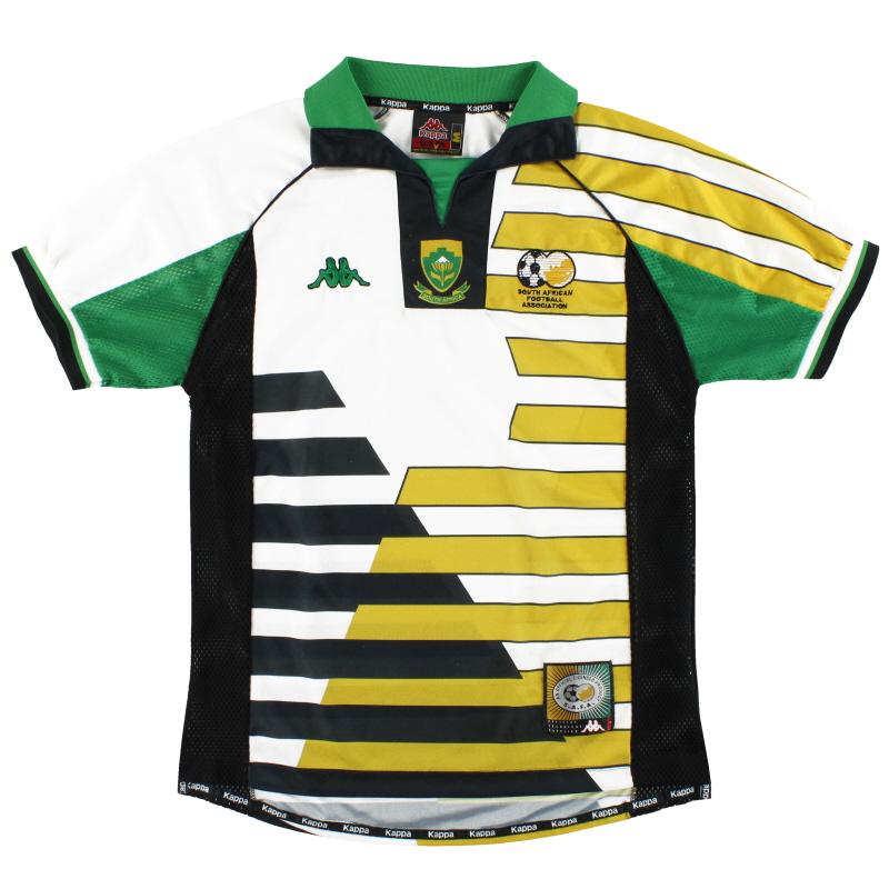 1998 South Africa Kappa Home Shirt M