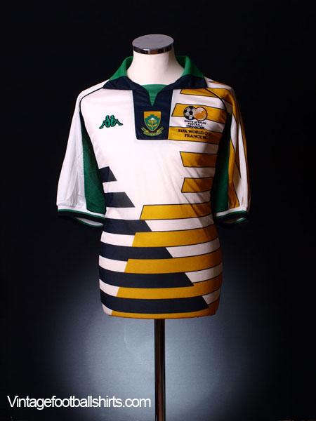 1998 South Africa World Cup Match Issue Home Shirt *BNIB* XL