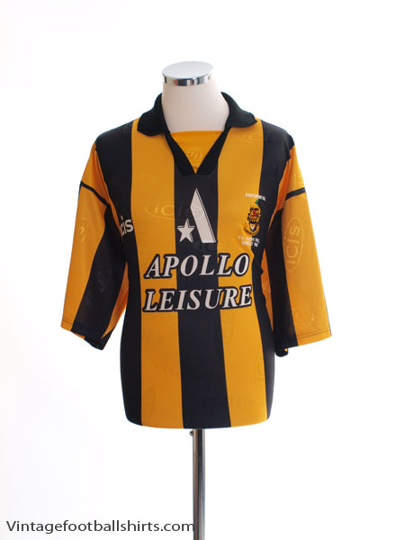 1998 Southport 'FA Trophy Final' Home Shirt XL