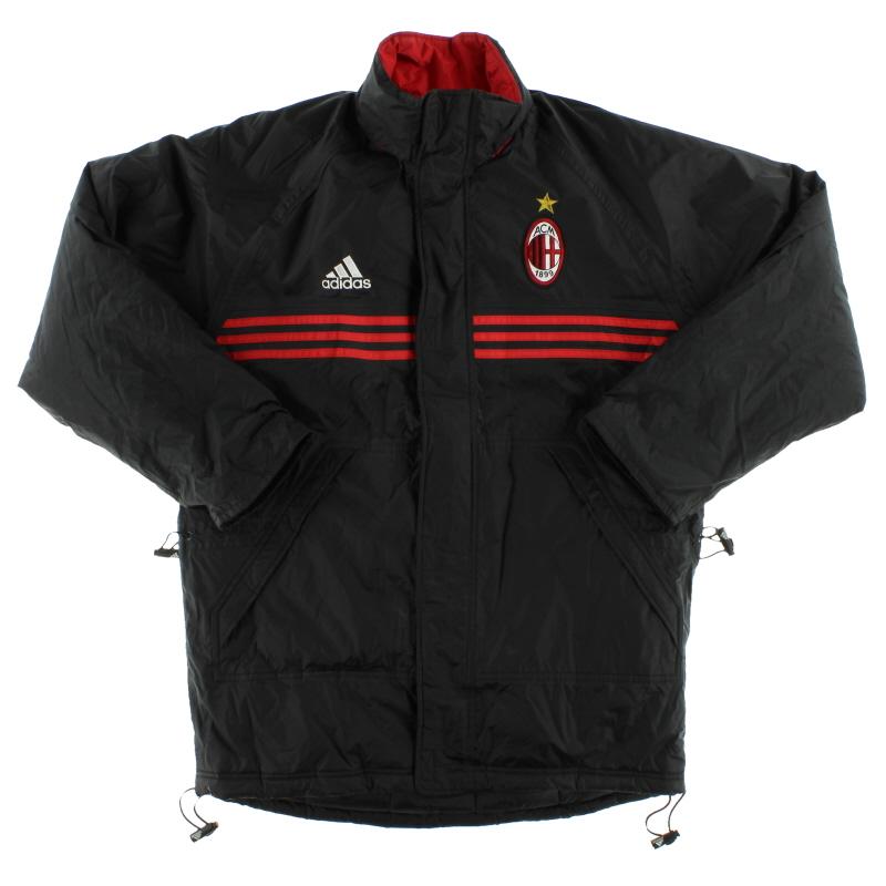 1999-00 AC Milan adidas Padded Jacket M