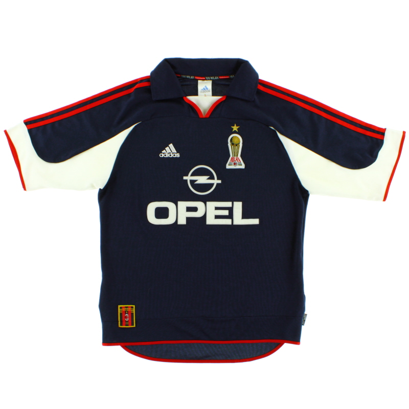 1999-00 AC Milan Centenary Third Shirt M - 627133