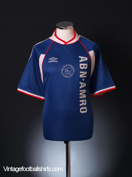 1999-00 Ajax Away Shirt *BNIB* L