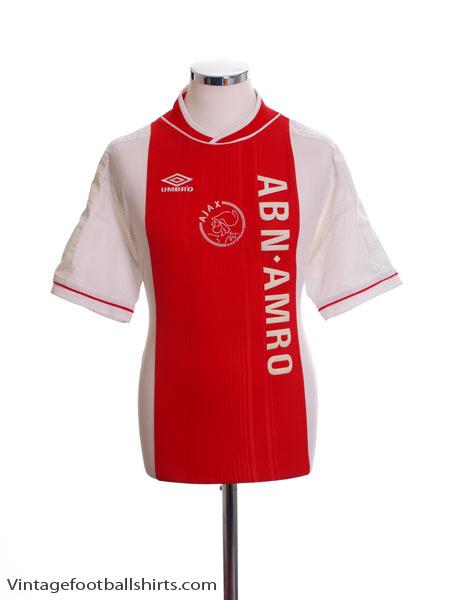 1999-00 Ajax Home Shirt L