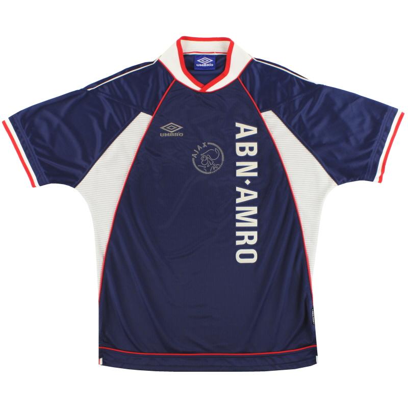 1999-00 Ajax Umbro Away Shirt XXL