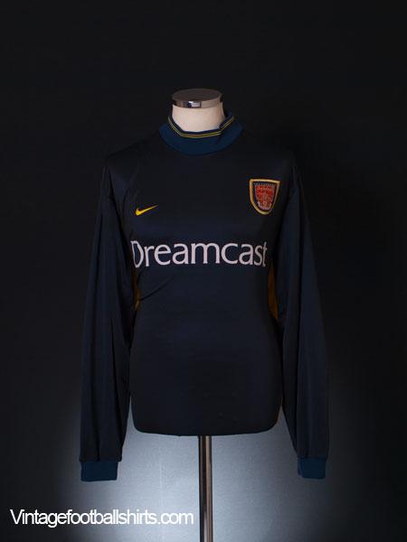 1999-00 Arsenal Goalkeeper Shirt L