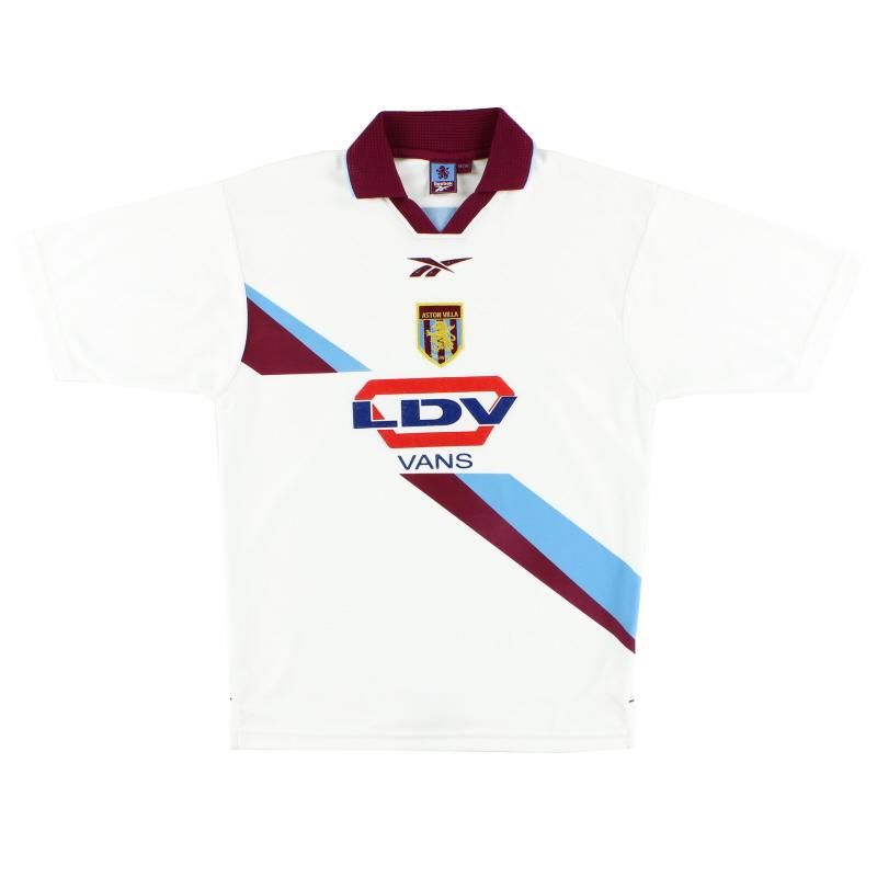 1999-00 Aston Villa Away Shirt S