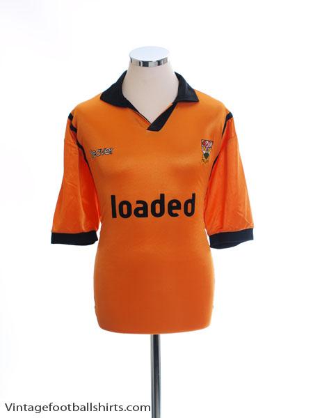 1999-00 Barnet Home Shirt XL