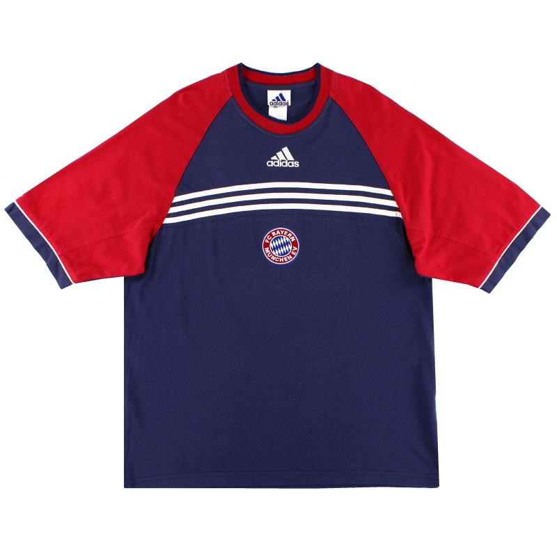 1999-00 Bayern Munich Training Shirt XL