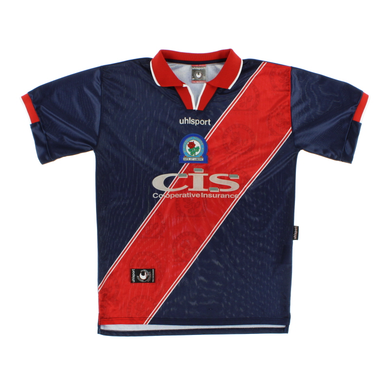 1999-00 Blackburn Third Shirt L