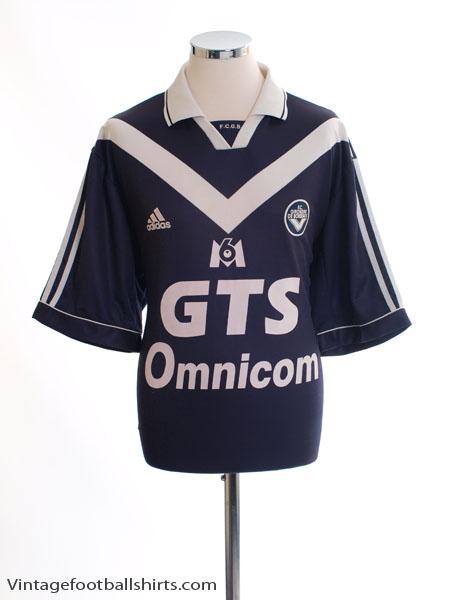 1999-00 Bordeaux Home Shirt XL