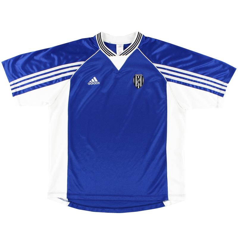 1999-00 Cesena Third Shirt XXL