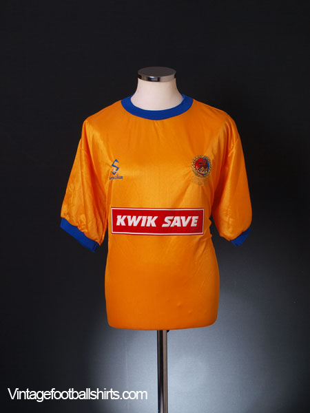 1999-00 Chester Away Shirt XL