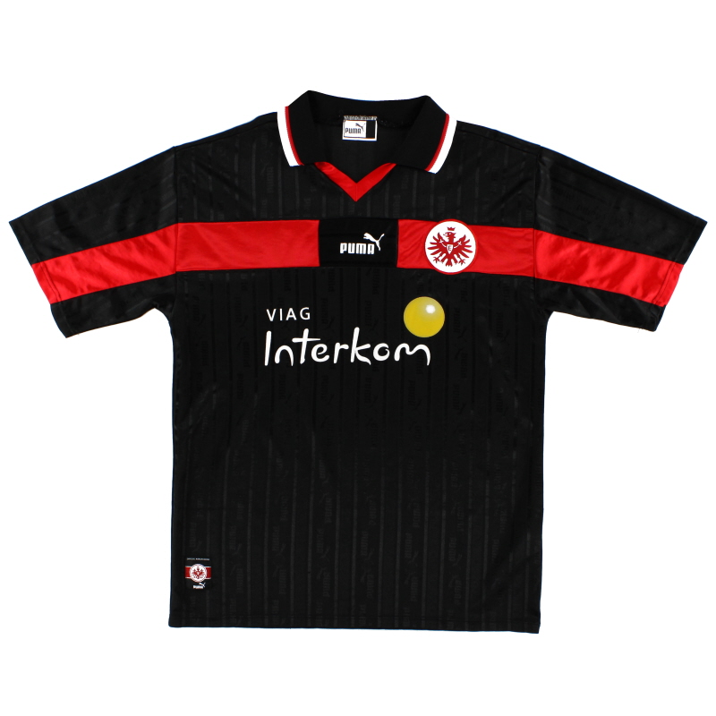 1999 00 eintracht frankfurt home shirt l for sale. Black Bedroom Furniture Sets. Home Design Ideas