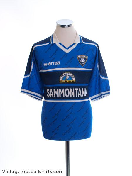 1999-00 Empoli Home Shirt *Mint* XXL