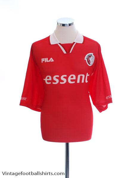 1999-00 FC Twente Home Shirt XL