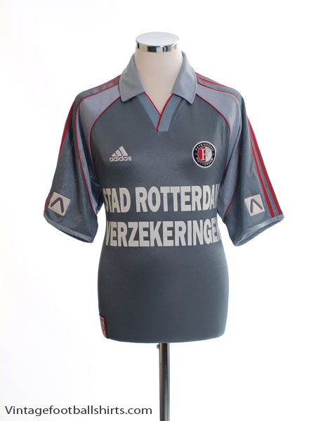 1999-00 Feyenoord Away Shirt L - 635698
