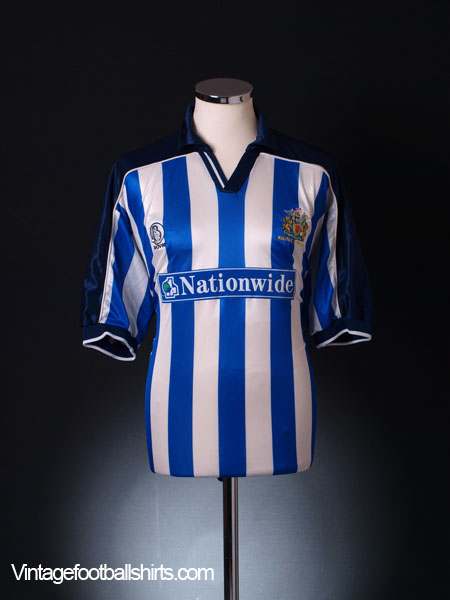 1999-00 Halifax Town Home Shirt XXL