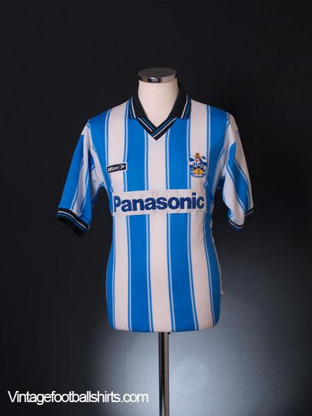 1999-00 Huddersfield Town Home Shirt S