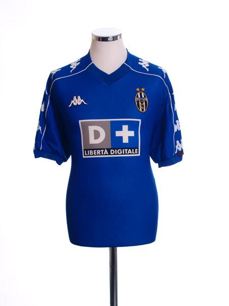 1999-00 Juventus Third Shirt XL