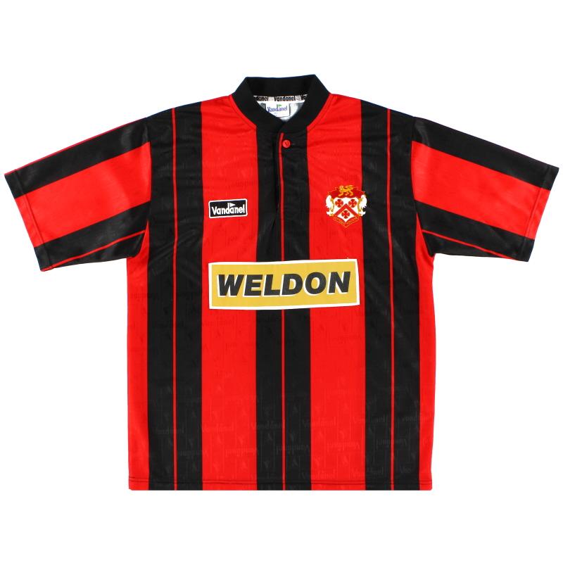 1999-01 Kettering Home Shirt M