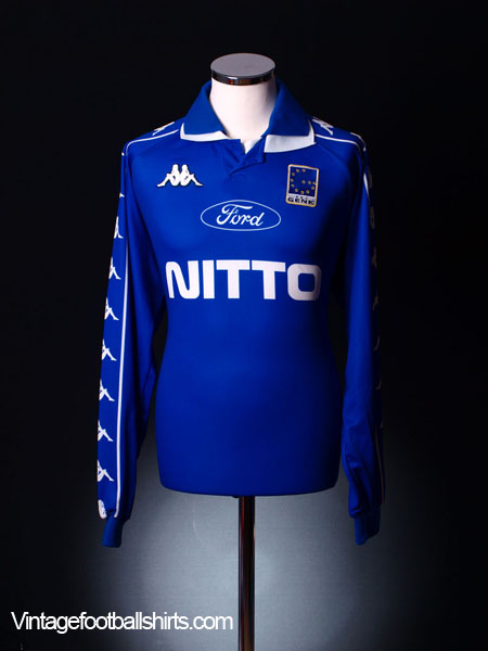 1999-00 KRC Genk Home Shirt *BNIB* L/S  XL