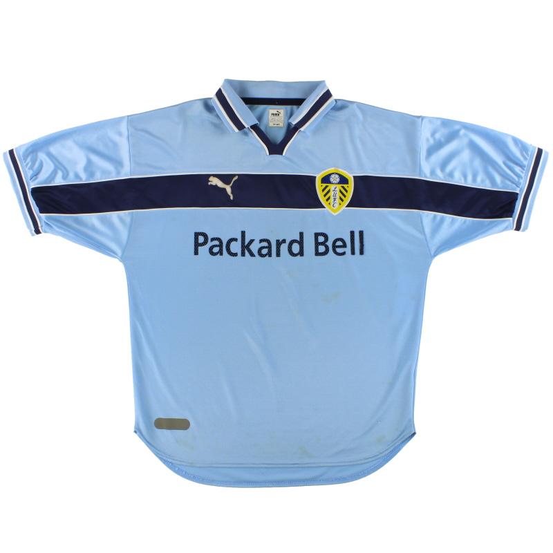1999-00 Leeds Puma Away Shirt L