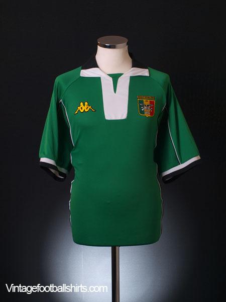 1999-00 Mali Home Shirt L