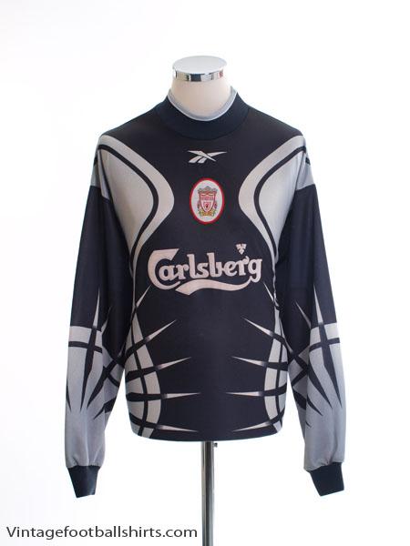 1999-00 Liverpool Goalkeeper Shirt M
