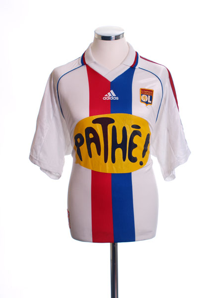 1999-00 Lyon Home Shirt L