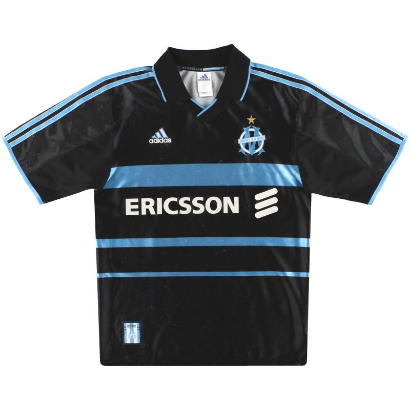 1999-00 Marseille adidas Third Shirt XL - 627121