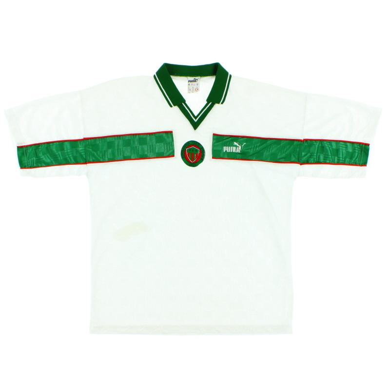 1999-00 MC Alger Away Shirt L