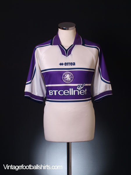 1999-00 Middlesbrough Away Shirt XXL
