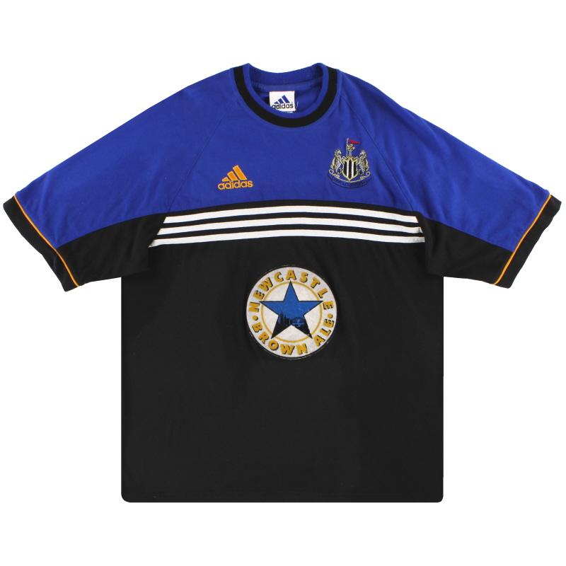 1999-00 Newcastle adidas Training Tee S - 687204