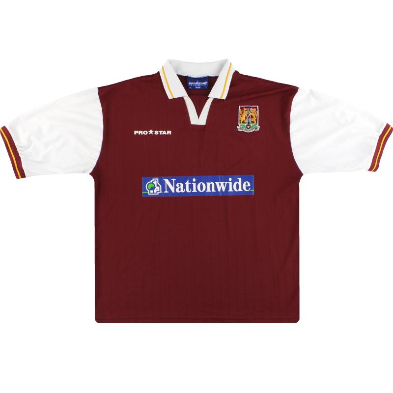 1999-00 Northampton Home Shirt XL