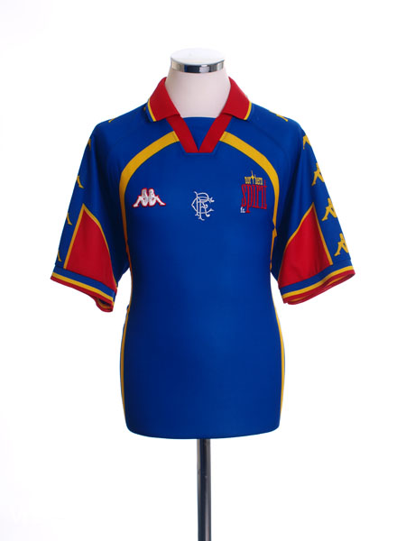 1999-00 Northern Spirit Home Shirt L